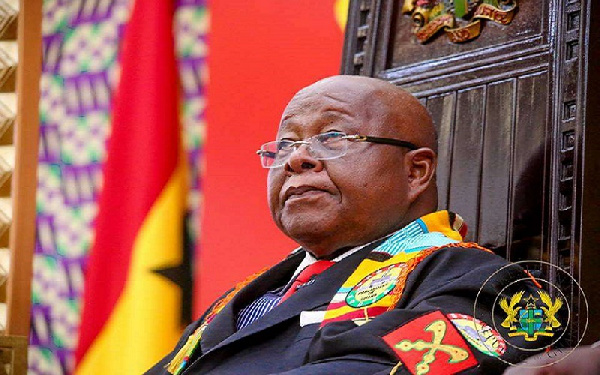 Furious Mike Oquaye directs Clark to record Minority's walkout