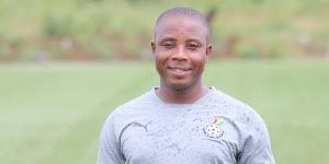 Black Maidens coach, Baba Nuhu