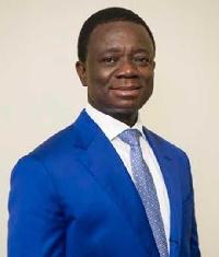 Chief Executive Officer of COCOBOD, Joseph Boahene Aidoo