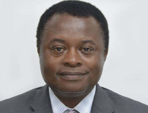 Prof. Daniel A. Ofori, CSIR-FORIG Director