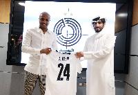 Al Sadd SC signing, Andre Ayew