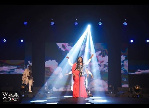Celestine Donkor was the only female gospel artiste who performed at the VGMA Xperience