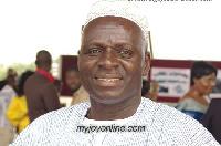Former MP for Ekumfi, George Kuntu Blankson