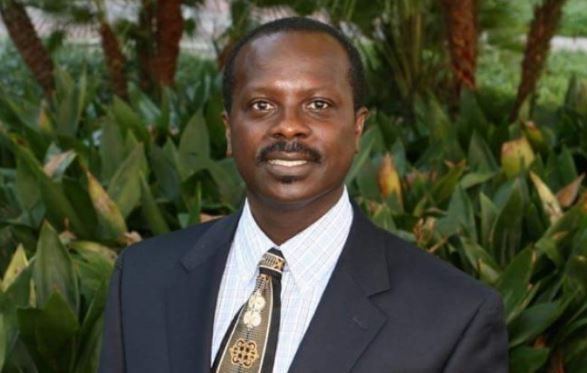 Social Commentator, Professor Kweku Azar