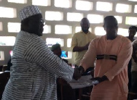 Northern Region Minister inducted into office