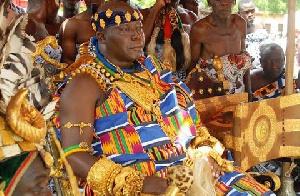 Asantehene, Otumfour Osei Tutu II
