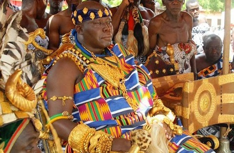 Work hard to revive CPP – Otumfuo urges leadership