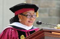 Her Excellency Lordina Mahama