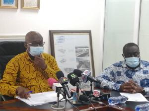 Minister of Aviation, Joseph Kofi Adda