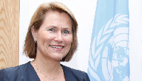 Executive Director of UNOPS, Grete Faremo