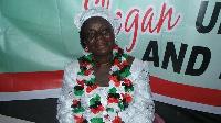 National Women's Organiser of the National Democratic Congress ,Hajia Joyce Zainab Mahama