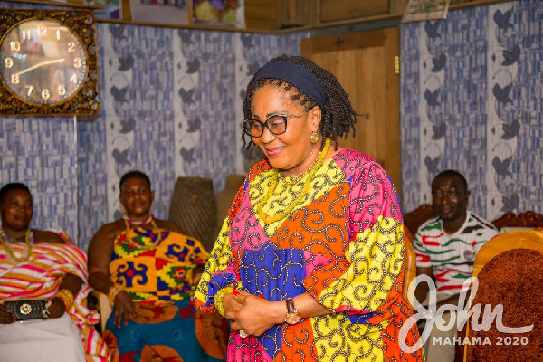 IWD2021: Greater reforms to promote interest of women needed – Lordina Mahama