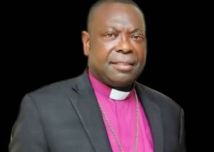 Rt. Rev. Dr. Seth Agidi, Moderator of the General Assembly