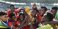 Right to Dream celebrate Gothia Cup success
