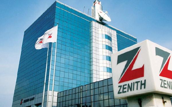 Zenith Bank premises