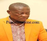 Yaw Boateng Gyan is former National Organiserof NDC