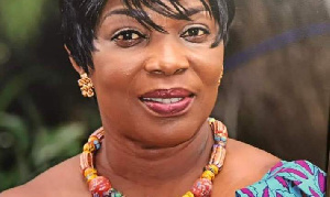 Elizabeth Sackey is tipped to be Accra Mayor