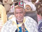 Overlord of the Waala Traditional area, Naa Fuseini Pelpuo IV