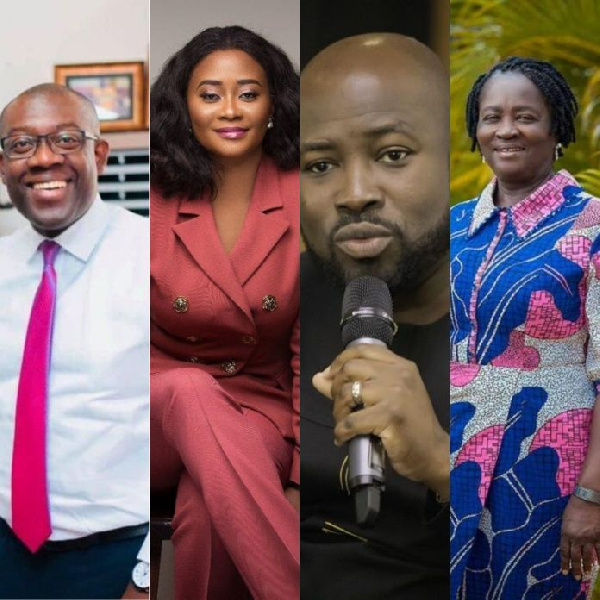 12 People who have made us proud to be Ghanaians in 2020 so far