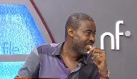 Ace Ankomah was speaking on Joy FM's Newsfile