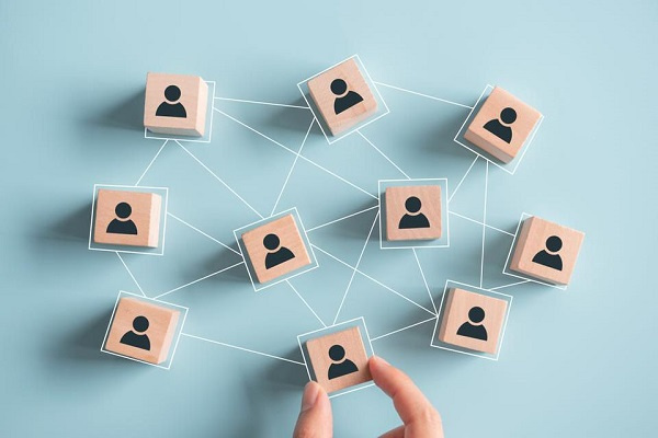 How to build a network where you don't have one