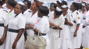 Uganda Nurses and Midwives Union has called off their planned strike