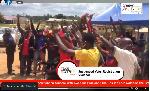 Teshie youth stone police over Homowo 'jama' ban; threaten to spray them with faeces