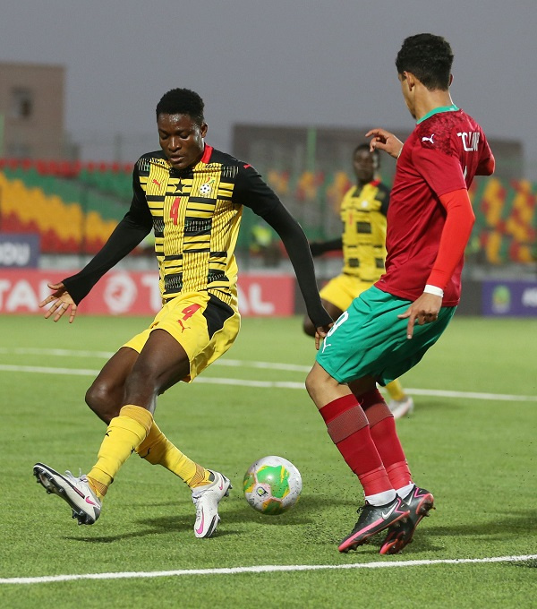 CAF U-20 AFCON: Ghana's Black Satellites draw goalless with Morocco