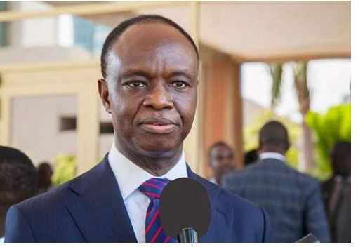 Director General of the National Communications Authority, Joseph Anokye