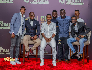 The Ghana Football Awards was established in 2018 to project Ghanaian football excellence