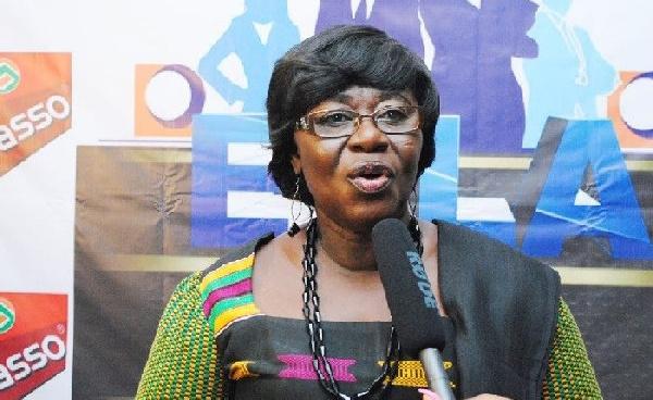 Akosua Frema Osei-Opare, Chief of Staff