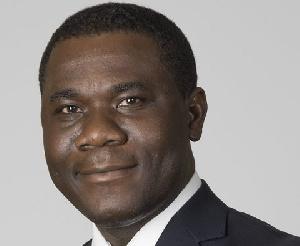 President of the Ghana Chamber of Mines, Eric Asubonteng
