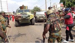 Ndc Clash Military