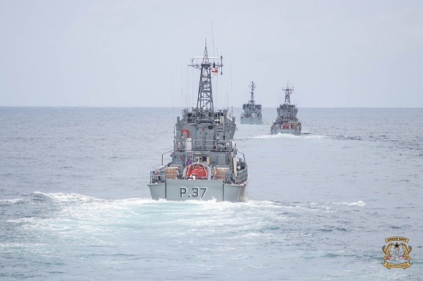 39 pirate attacks recorded between January and October 2021 – Ghana Navy