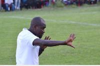Out-going head coach of Asante Kotoko, CK Akonnor
