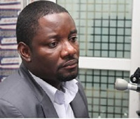 Deputy Communications Director of the NDC, Fred Agbenyo