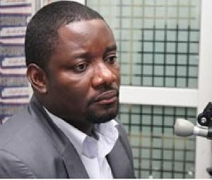 Mr Fred Agbenyo