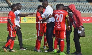 Asante Kotoko coach, C.K Akonnor
