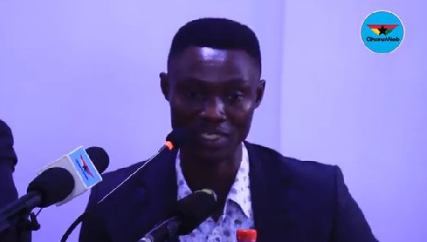 Ghanaian sole known survivor in the 2005 Gambia massacre, Martin Kyere