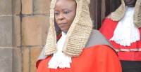 Justice Sophia Ophilia Adjeibea Adinyira is a retiring Judge of the Supreme Court