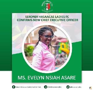 Ms. Evelyn Nsiah