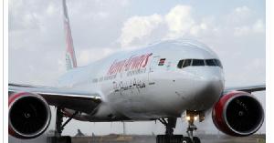 Kenya Airways has suspended passenger flights between Nairobi and the UK
