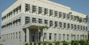 US Embassy in Accra