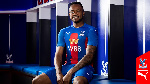 Jordan Ayew speaks highly about Crystal Palace academy players