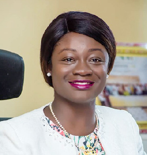 SMEs Mrs Kosi Yankey