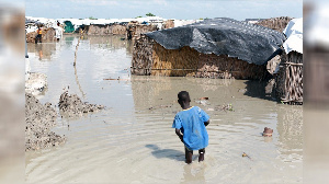 Floods 'affect hundreds of thousands' in South Sudan