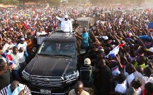 President-elect, Nana Akufo-Addo