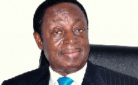 Former Governor of the Bank of Ghana, Dr Kwabena Duffuor