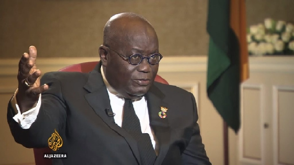 Akufo-Addo speaks French, is he Togolese? – Oti locals asks