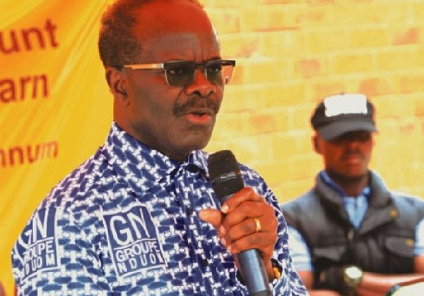 Dr. Papa Kwesi Nduom, founder and Board Chairman of GN Bank